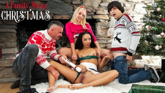 FamilySwap.XXX/Nubiles-Porn - Aaliyah Love, Alexis Tae - A Family Swap Christmas (FullHD/1080p/2.00 GB)