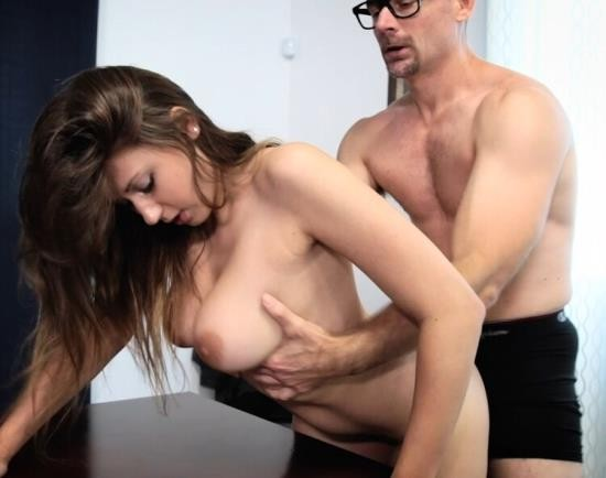 Barebackstudios - Ivy Snow - in My Obsession With Daddy Coercing Passion (HD/720p/657 MB)