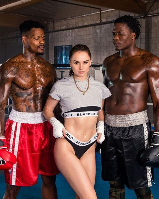Blacked - Tori Black - The Big Fight (HD/720p/2.22 GB)