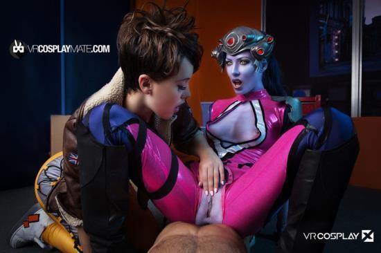 Vrcosplayx - Zoe Doll, Alexa Tomas - Overwatch A XXX Parody (UltraHD 2K/1440p/3.72 GB)