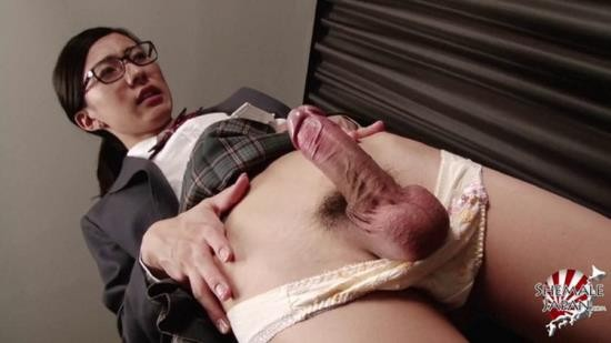 TGirlJapanHardcore - Chuling - Chuling Takes A Cock Pounding (FullHD/1080p/1.92 GB)