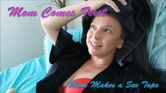 Mom Comes First/Clips4Sale - Brianna Beach - Mom Makes a Sex Tape (HD/720p/1.35 GB)