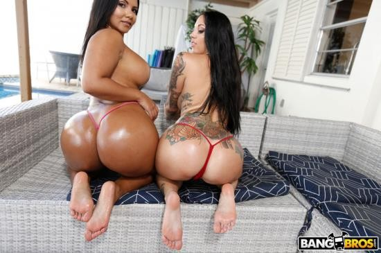 AssParade/BangBros - Rose Monroe, Lilith Morningstar - The Big Booty Sweet Tooth! (FullHD/1080p/2.98 GB)