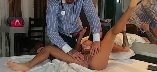 Pornhub - BobbyRuffus ( Ana Rothbard ) - Super Hot Patient Bangs Doctor in Hospital Room (FullHD/1080p/408 MB)