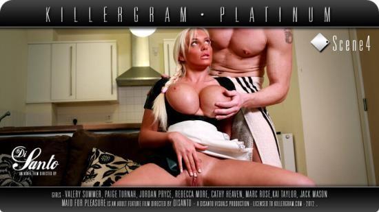 DaringSex/KillerGram - Jordan Pryce - Maid for Pleasure (HD/720p/605 MB)
