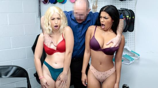Shoplyfter/TeamSkeet - Maya Farrell, Goldie Glock - Case No. 7906126 - Just Do Everything I Say (HD/720p/2.58 GB)