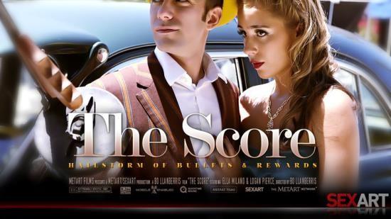 SexArt - Ella Milano - The Score (FullHD/1080p/475 MB)
