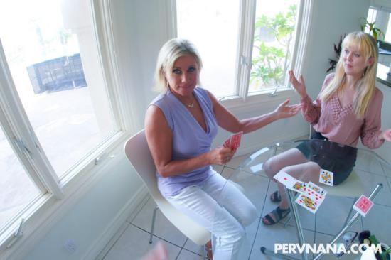 PervNana/MYLF - Payton Hall, Jamie Foster - Grandmas Friend (HD/720p/2.04 GB)