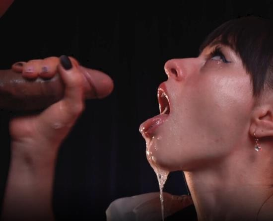 Chaturbate - NatalieFlowers - Messy Sloppy Deepthroat for Cosplay Teen Girl (FullHD/1080p/133 MB)