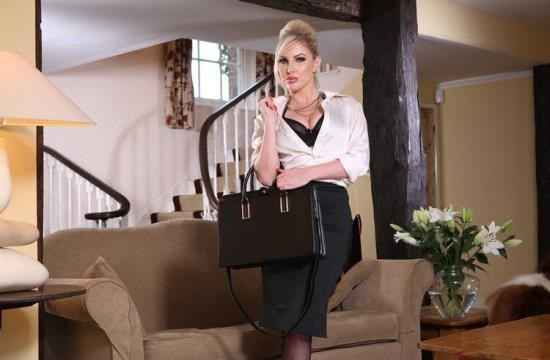 MilfsLikeItBig/Brazzers - Georgie Lyall - Pounding The Problem Son (FullHD/1080p/927 MB)