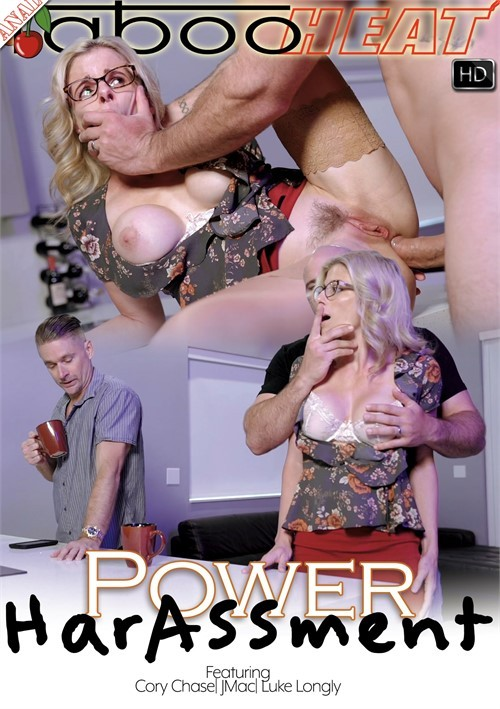 Taboo Heat - Cory Chase - Power Harrassment (FullHD/1080p/1.87 GB)