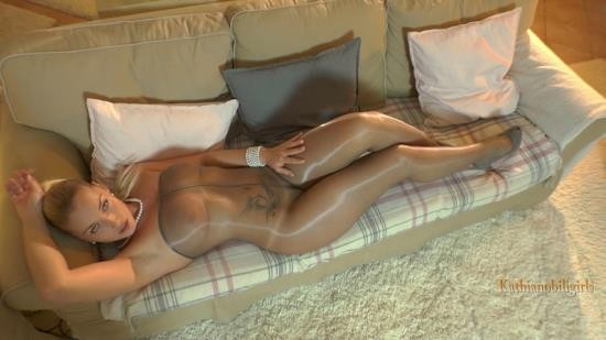 Manyvids/Clips4sale - Kathia Nobili - Super Shiny Nylon Temptation! Fuck Me In My Nylon Clothing And Cum All Over It Darning!!! (FullHD/1080p/1.10 GB)