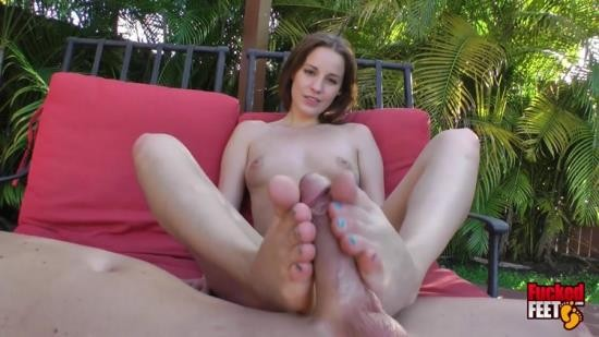 FuckedFeet - Jasmine Wolffs - Sexy Toes (FullHD/1080p/912 MB)