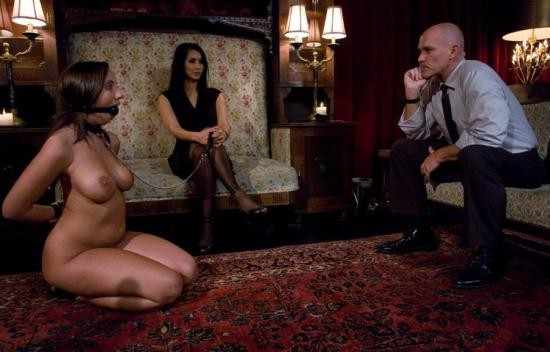 SexAndSubmission/Kink - Isis Love, Kelly Divine, Mark Davis - Spouse Training (HD/720p/1.32 GB)