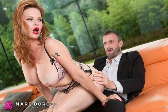 DorcelClub - Tarra White - The Nasty Housewife Wants it Harder (FullHD/1080p/428 MB)