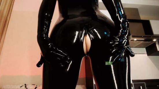 Chaturbate - Bronnica - Latex (FullHD/1080p/1.94 GB)