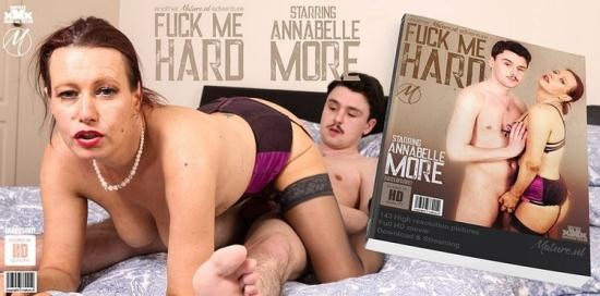 Mature.nl/Mature.eu - Annabelle More - Naughty MILF Annabelle More loves to play with her toy boy (FullHD/1080p/1.09 GB)