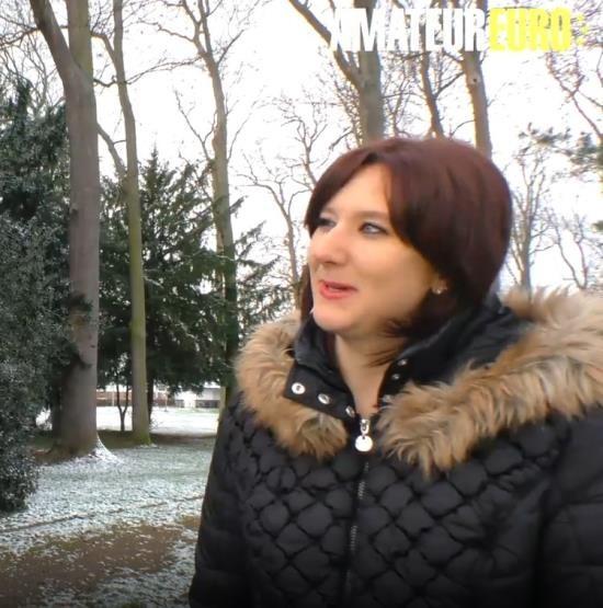 DeutschlandReport - Unknown - Newbie German MILF Sucks and Fucks her Lover on Camera (FullHD/1080p/256 MB)