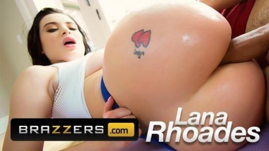 Brazzers - Lana Rhoades - Lana Rhoades will use her Throat, Pussy, Ass and Feet to Satisfy (FullHD/1080p/421 MB)