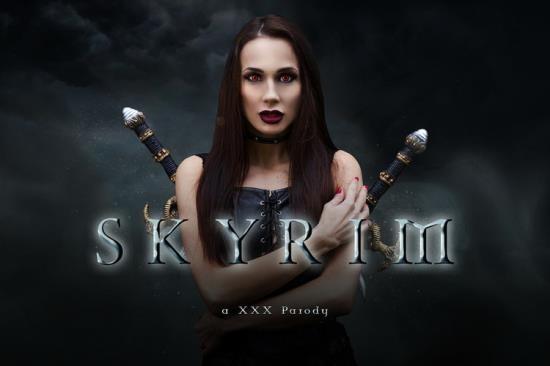 VRCosplayX - Nicole Love - Fuck Devilish Horny Vampire Nicole Love in SKYRIM a XXX PARODY (UltraHD 2K/1440p/146 MB)