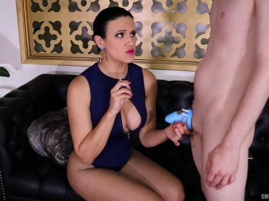 SweetFemdom - Penny Barber, Sam Solo - THE GOOD INTERN (FullHD/1080p/1.42 GB)