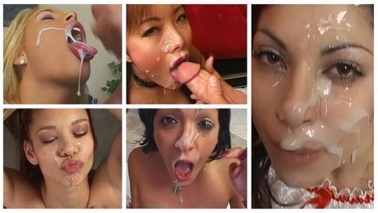 CumshotCumpilation - Porn sTARS - Deep Throat This (FullHD/1080p/7.34 GB)