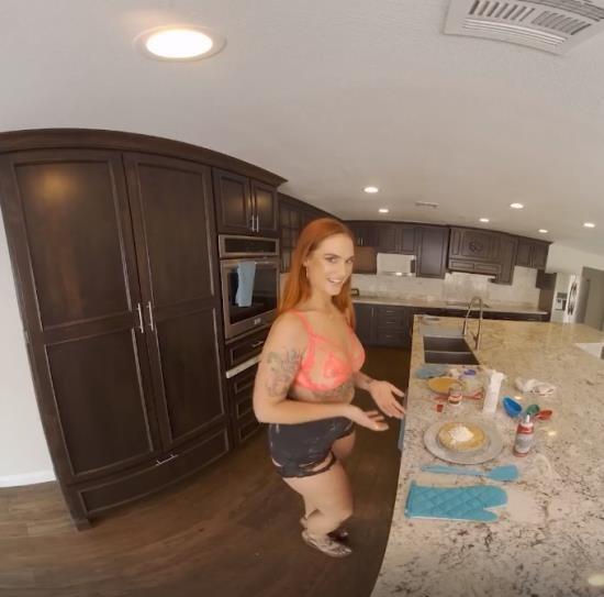 MyWifesHotFriend - UNKNOWN - your Wifes Friend, Siri Dahl Fucks YOU in the Kitchen! (UltraHD 2K/1440p/367 MB)