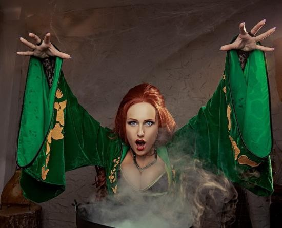 Vrcosplayx - Angel Wicky, Valentina Nappi, Zazie Skymm - HOCUS POCUS A XXX PARODY (UltraHD/2K/1440p/3.54 GB)