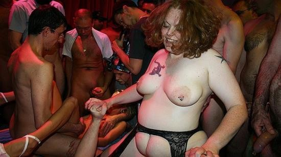 RealGangBangs - UNKNOWN - BBW and Skinny first Time Party Banged! (FullHD/1080p/171 MB)