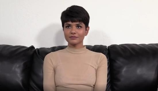 BackroomCastingCouch - Haired - Incredible Short Haired 19yo Instagram Model may does 1st Anal Experience!! (SD/480p/67.0 MB)