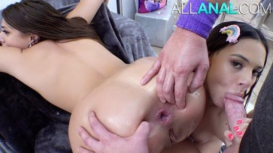 AllAnal - Violet Starr, Gia Derza - Violet Starr and Gia Derza are Certified Buttsluts! (FullHD/1080p/301 MB)