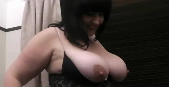 BBWPickup - MILF - Busty Brunette is Picked up and Pussy Plowed! (SD/480p/37.7 MB)
