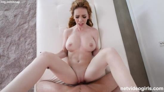 NetVideoGirls - Nala Brooks - Redhead With Perfect ALL NATURAL TITS Wanted A Creampie Deep Inside Her (FullHD/1080p/214 MB)