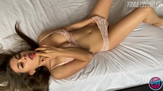 lollylips - lolly lips - romantic sex with girl with big tits in sexy lingerie (FullHD/1080p/329 MB)
