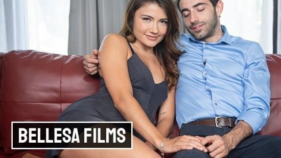 Belessa - Adria Rae - Sexy Petite Babe Adria Rae Gets Her Pussy Drilled By Big Cock (FullHD/1080p/209 MB)