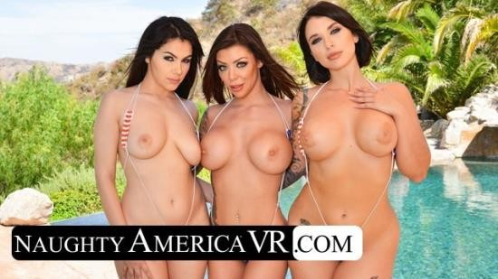 NaughtyAmericaVR - Valentina Nappi, Ivy Lebelle, Karma Rx - It s a Naughty America Day at the Pool with 3 hot babes (UltraHD 2K/1440p/499 MB)