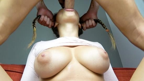 KrissKiss - Kriss Kiss - Sloppy Blowjob of a Huge Dick from Sexy Girl (FullHD/1080p/217 MB)
