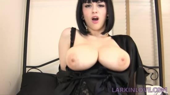 LarkinLove - Larkin Love - StepMom loves to ride your growing cock and begs for creampie impregnation (HD/720p/118 MB)