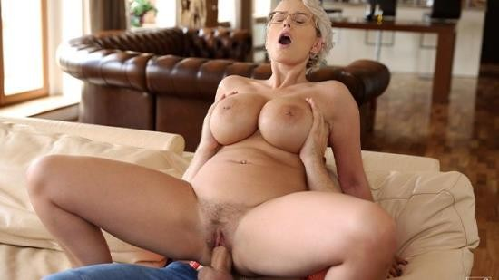 NFBusty - Angel Wicky - Stepson Fucks Big Titted Stepmom (HD/720p/357 MB)