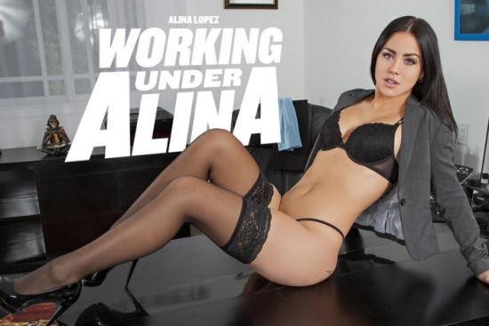 BaDoinkVR - Alina Lopez - Working Under Alina (UltraHD/2K/2048p/4.66 GB)