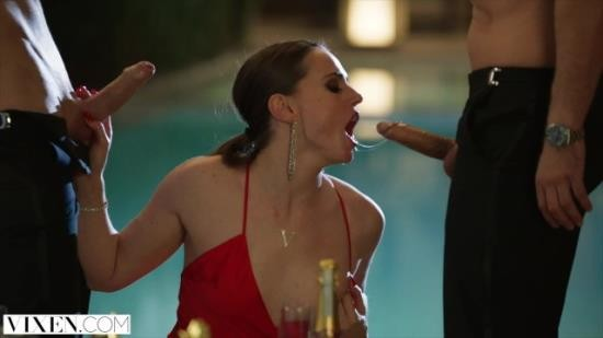 VIXEN - Tori Black - Takes on Two Cocks In An Award Show After Party (FullHD/1080p/198 MB)