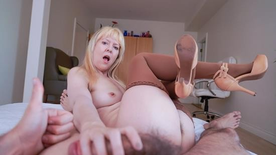 PervNana - Jamie Foster - Hairy GILF Fucks Sick boy back to health POV (HD/720p/80.2 MB)
