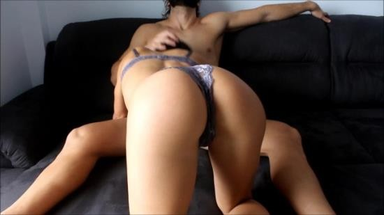 Lovelandd - Lovelandd - She is who command in this fight.. I m in the edge to cum. Real couple home sex (FullHD/1080p/192 MB)