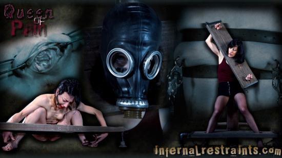 InfernalRestraints - Elise Graves, PD, Cyd Black - QUEEN OF PAIN PART 1 (HD/720p/3.06 GB)