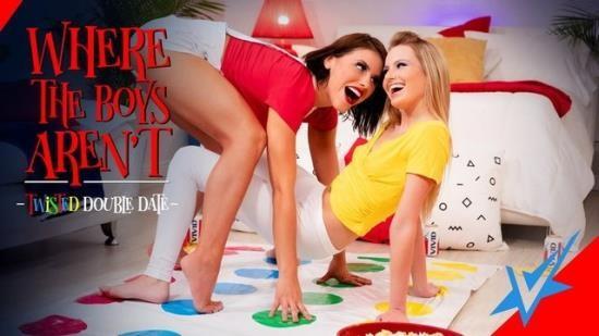 VIVID - Adriana Chechik, Scarlett Sage - Adriana Scarlett Lesbian Twister- Where The Boys Aren t (FullHD/1080p/186 MB)