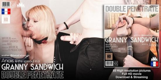 Mature.nl - Anais (EU) (52) - Anais is getting it in a Granny sandwich (FullHD/1080p/1.88 GB)