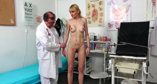MatureGynoExam - Valeria Blond - Gyno Exam (FullHD/1080p/995 MB)