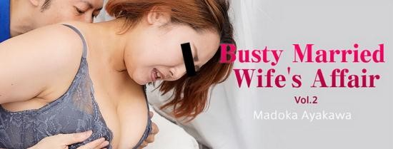 Heyzo - Madoka Ayakawa - Busty Married Wife's Affair Vol.2 (FullHD/1080p/2.13 GB)