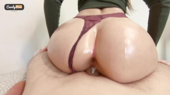CandyLove - Candy Love - Tinder date NO BIRTH CONTROL gets creampie - Oiled Ass Doggystyle POV ASMR (FullHD/1080p/189 MB)