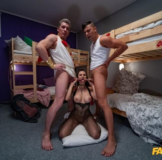 FakeHostel/FakeHub - Billie Star - Unexpected Wingman on Valentines (FullHD/1080p/1.16 GB)